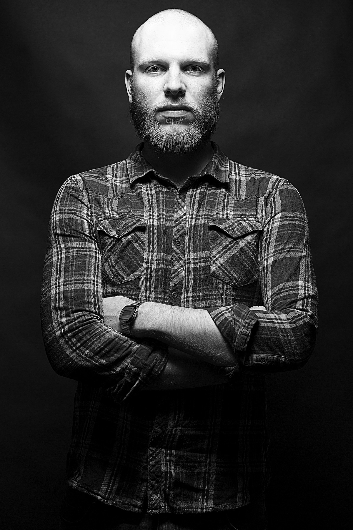 Martin Haller – Sänger und Gitarrist