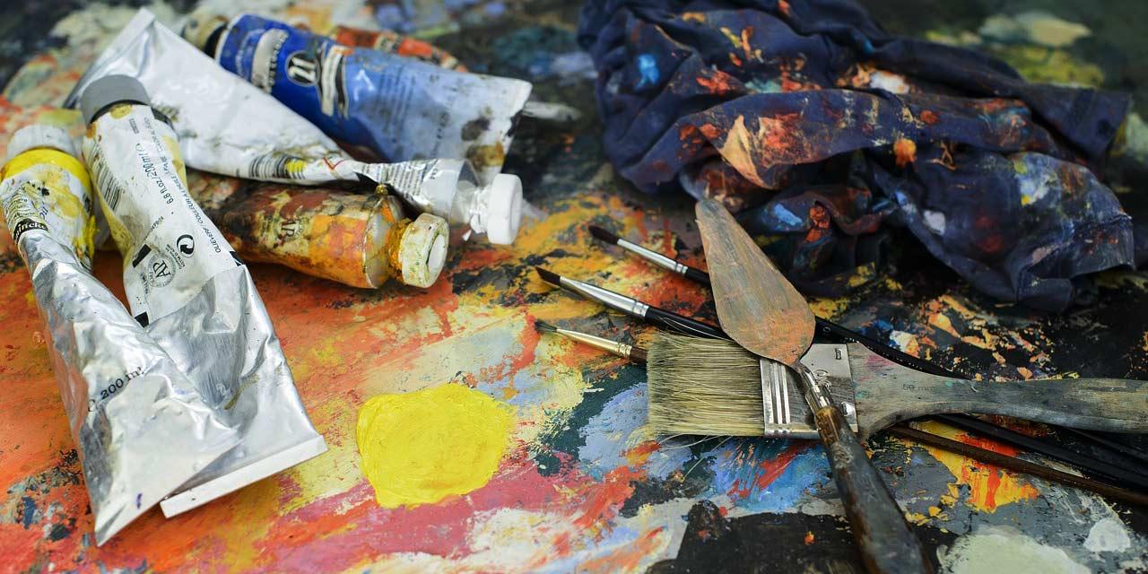 Die Besten Acrylmalerei Techniken Für Anfänger Malen Mit