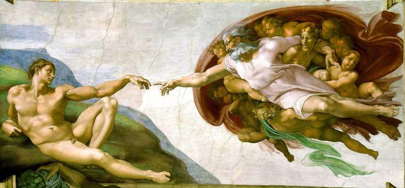 Die-Erschaffung-Adams-Michelangelo