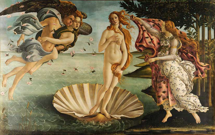 Berühmte Gemälde bekannter Künstler: Die Renaissance