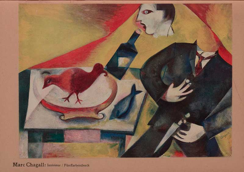 marc chagall bilder