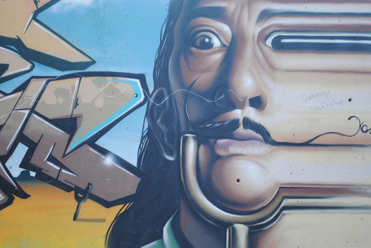 Salvador Dali Bilder