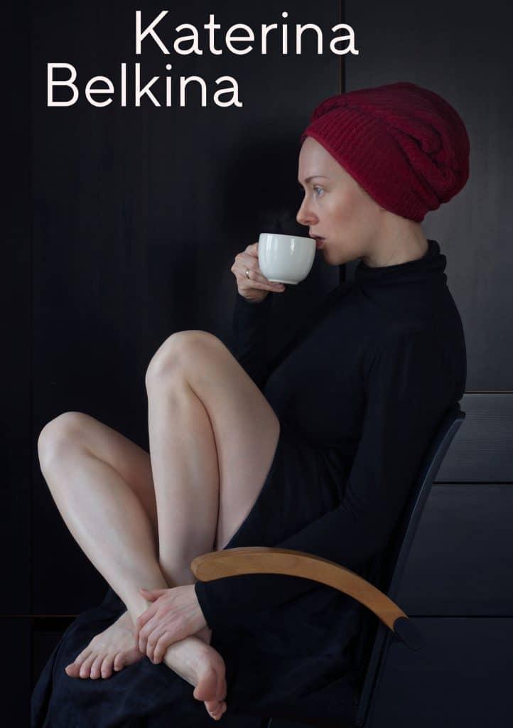 COVER Katerina Belkina Bildband